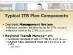 typical its plan components22