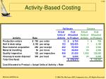 activity based costing64