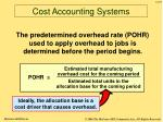 cost accounting systems19