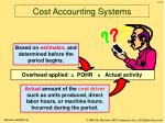 cost accounting systems20
