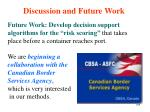 discussion and future work124