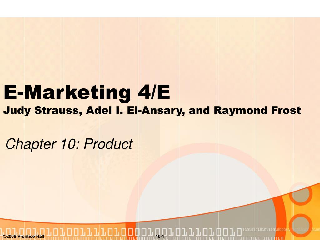 E-Marketing 4/E
