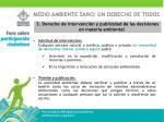 3 derecho de intervenci n y publicidad de las decisiones en materia ambiental