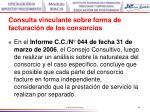 consulta vinculante sobre forma de facturaci n de los consorcios66