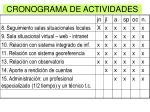 cronograma de actividades31