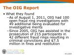 the oig report5