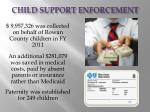 child support enforcement47