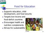 food for education49