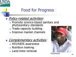 food for progress25