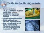 3 monitorizaci n del paciente