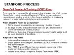 stanford process