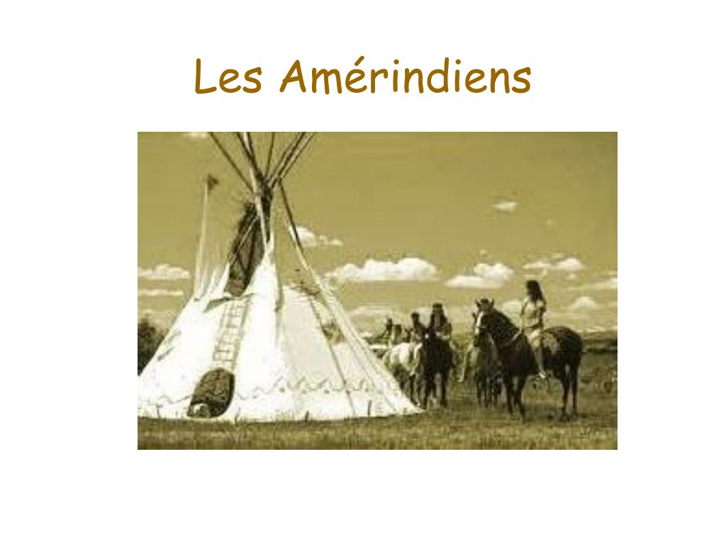 les am rindiens l.