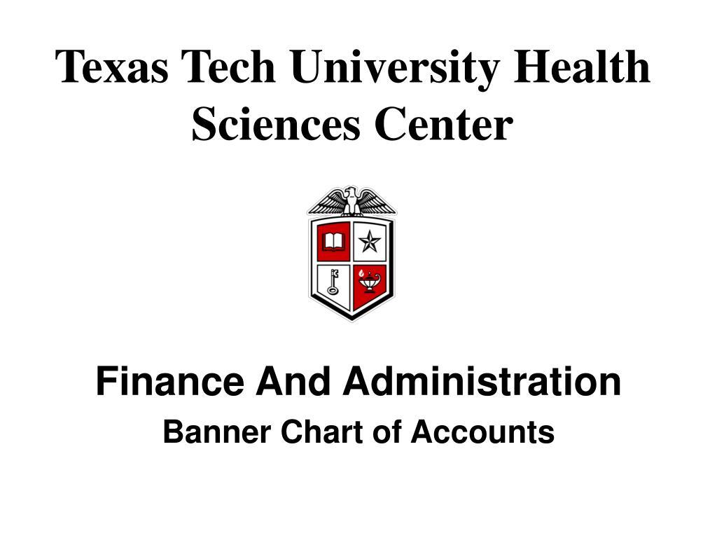 texas tech university health sciences center l.