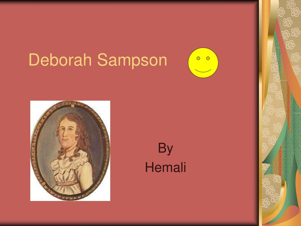 deborah sampson l.