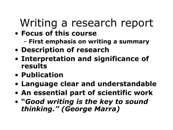 keys writing good research paper Writing expertise is not only the key for a good research paper but there are lots of other requirements for a good research paper the above is the overview of ten major writing points for a good research paper, i will explain each point in my coming post, which must help you in your.