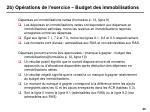 2b op rations de l exercice budget des immobilisations44