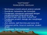 software manajemen sekolah
