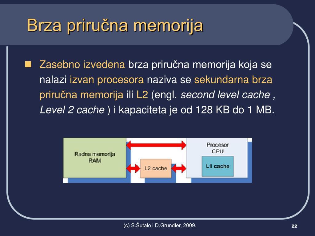 Priključite više procesora