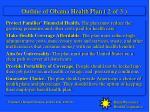 outline of obama health plan 2 of 3
