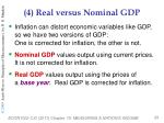 4 real versus nominal gdp