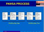pawsa process