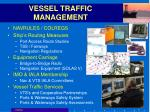 vessel traffic management