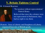 v britain tightens control33