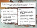 p vej til objektiv mening forskel talesprog dialog skriftsprog tekst mhp diskursen 4 dimensioner