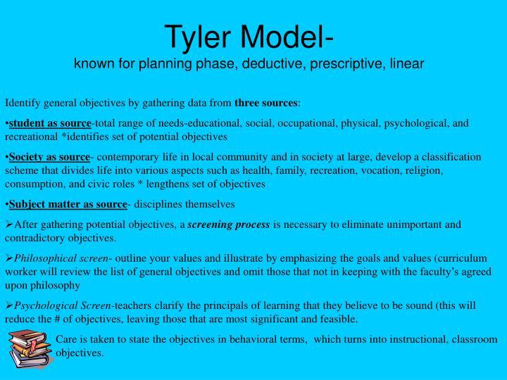 Descriptive Approach Vs. Prescriptive Approach