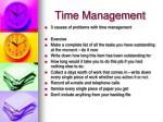 time management9