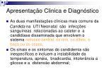 apresenta o clinica e diagn stico