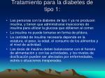 tratamiento para la diabetes de tipo 139