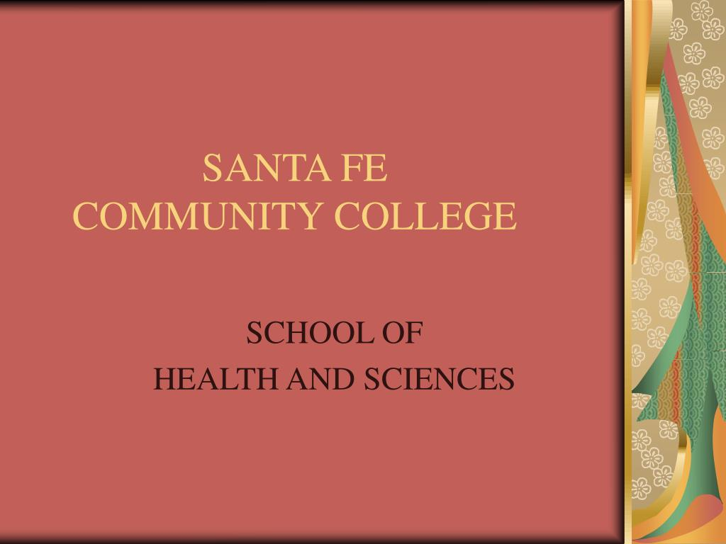santa fe community college l.