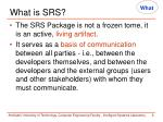 what is srs6