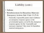 liability cont23
