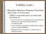 liability cont26