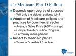 4 medicare part d fallout