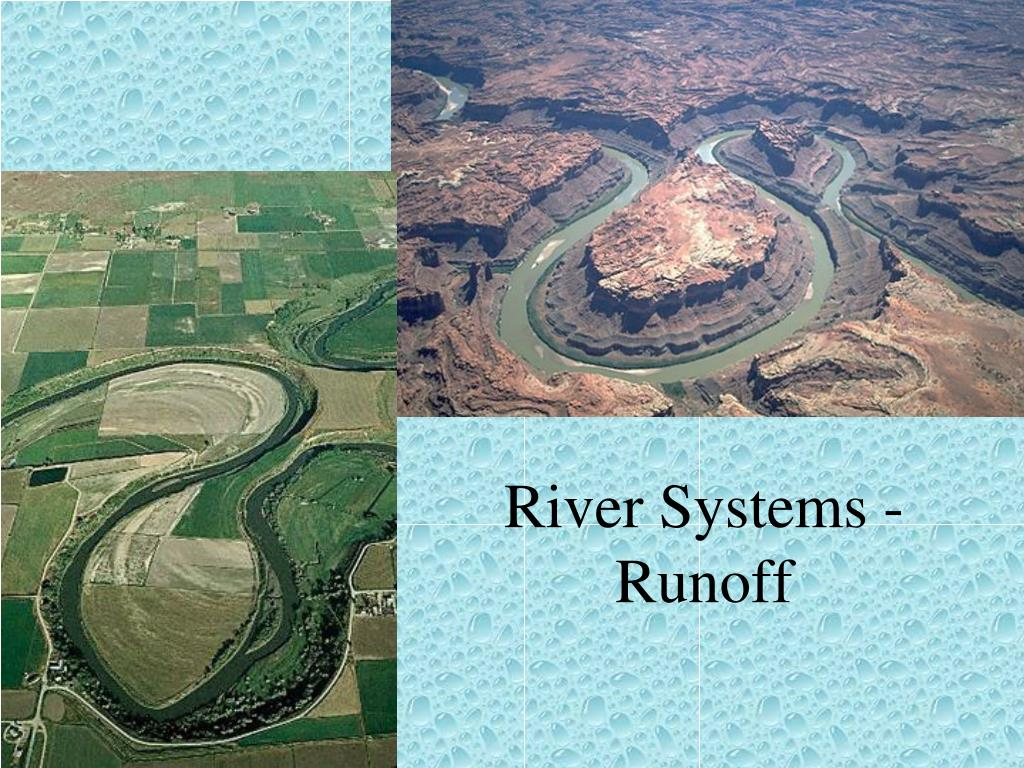 river systems runoff l.
