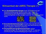 wirksamkeit der emrs therapie 1