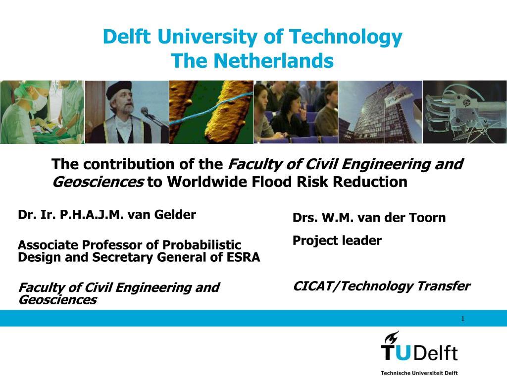 delft university of technology the netherlands l.