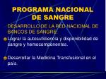 programa nacional de sangre9