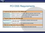 pci dss requirements27
