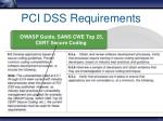 pci dss requirements28