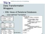 data transformation wrappers28
