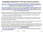 evangelism explosion ii the new church outreach