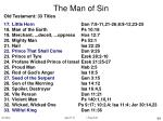 the man of sin94