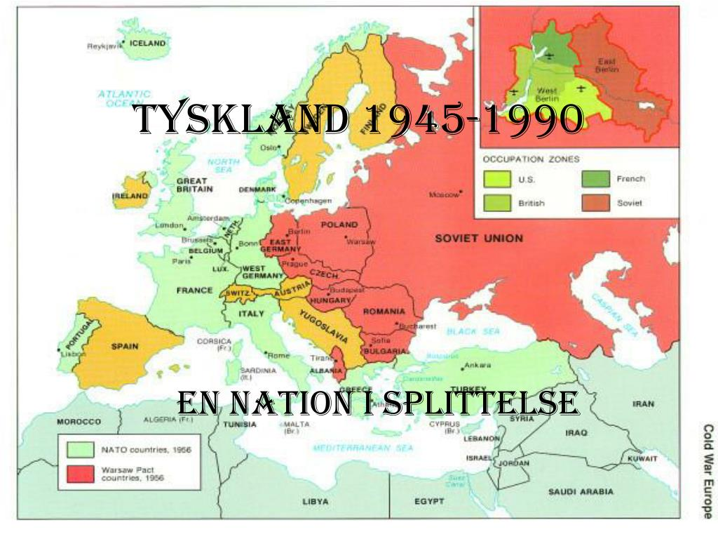Ppt Tyskland 1945 1990 Powerpoint Presentation Free Download