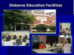 distance education facilities