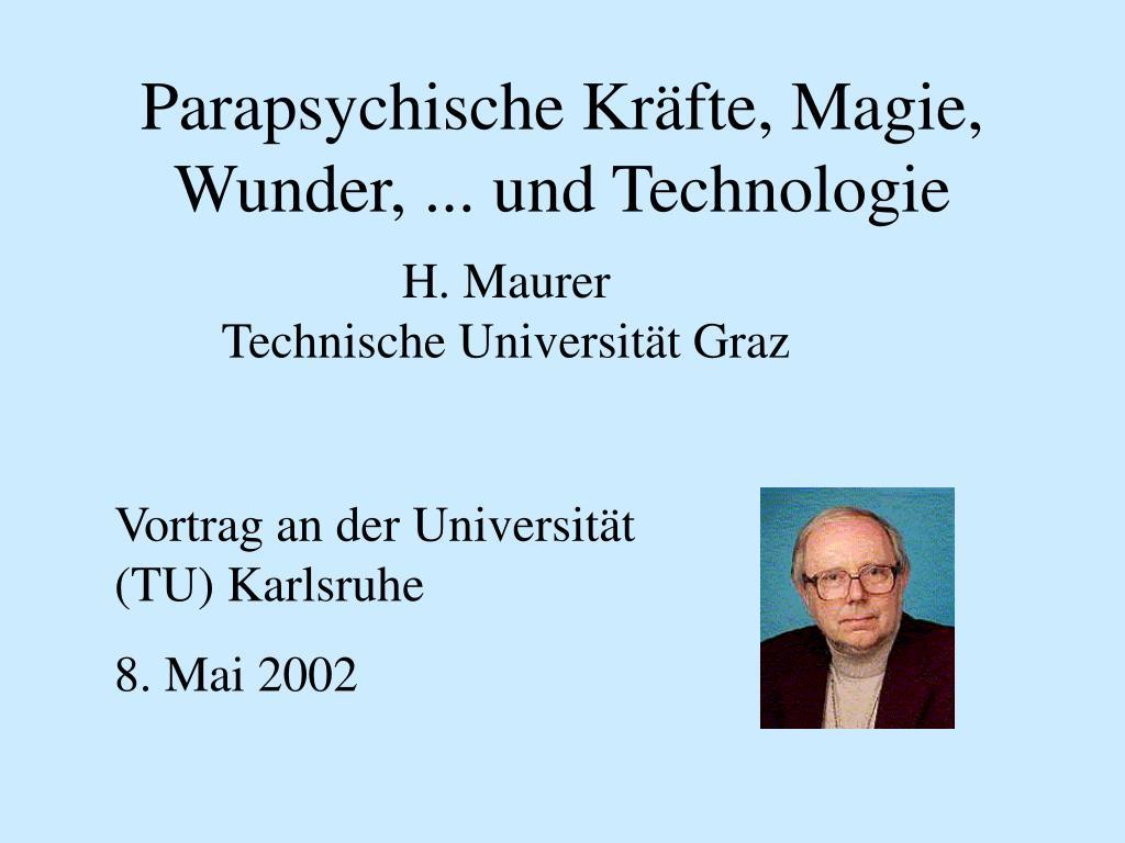 parapsychische kr fte magie wunder und technologie l.