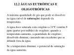 12 2 guas eutr ficas e oligotr ficas12